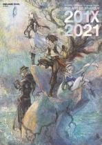 BRAVELY DEFAULT II Design Works THE ART OF BRAVELY 201X-2021