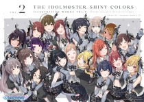 THE IDOLM@STER Shinny Colors Illustration Works Vol.2