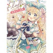 Oriko Sakura Art Book: Fluffy