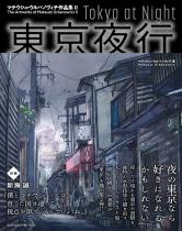 The Artworks of Mateusz Urbanowicz II: Tokyo at Night