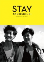 Tohoshinki Photobook - Stay