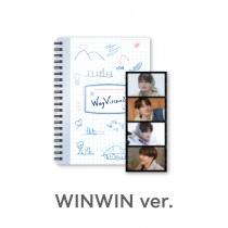 WayV - WayVision2 Commentary Book + Film - WINWIN Ver. (KR)