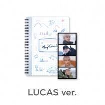 WayV - WayVision2 Commentary Book + Film - LUCAS Ver. (KR)