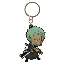 One Piece Zoro SD Keychain