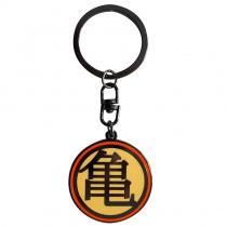 Dragon Ball Z Kame Symbol Keychain