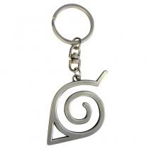 Naruto Shippuden Konoha 3D Symbol Keychain