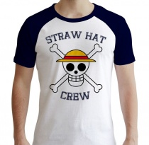 One Piece Skull Premium Blue Shirt