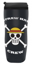 One Piece Ruffy Travel Mug