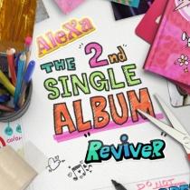 AleXa - Single Album Vol.2 - ReviveR (KR) PREORDER