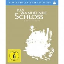 Das wandelnde Schloss Blu-ray