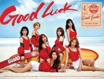 AOA - Mini Album Vol.4 - Good Luck: Week (A Version) (KR)