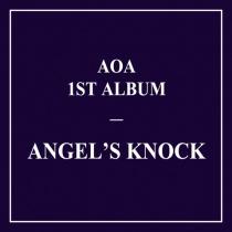 AOA - Vol.1 - Angel's Knock (B Version) (KR)