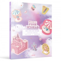 APINK - 2020 Apink 6th Concert DVD - Welcome to PINK WORLD (KR)