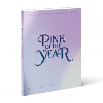 APINK - 2020 APINK ONLINE STAGE [PINK OF THE YEAR] BEHIND PHOTO BOOK (KR)
