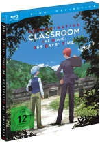 Assassination Classroom the Movie: 365 Days Time Blu-ray