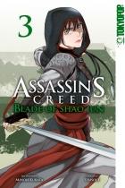 Assassin's Creed – Blade of Shao Jun 3