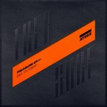 ATEEZ - TREASURE EP.1 : All To Zero (KR) REISSUE