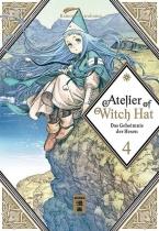 Atelier of Witch Hat  - Das Geheimnis der Hexen 4