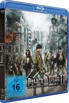 Attack on Titan II Realfilm: End of the World Blu-ray