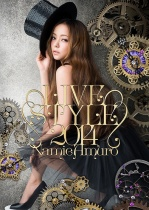 Namie Amuro - Live Style 2014 Deluxe Edition
