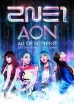 2NE1 - 2014 WORLD TOUR -ALL OR NOTHING- in Japan