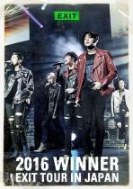 WINNER - 2016 WINNER EXIT TOUR IN JAPAN