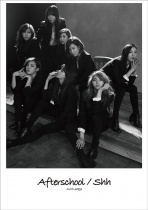 AFTERSCHOOL - Shh (CD+Photobook)
