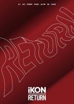 iKON - RETURN 2 CD + 2 DVD LTD