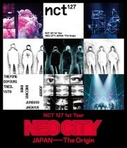 NCT 127 - 1st Tour 'NEO CITY: JAPAN - The Origin' Blu-ray