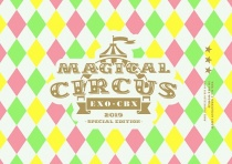 """EXO-CBX - """"Magical Circus"""" 2019 -Special Edition- Blu-ray LTD"""