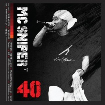 MC Sniper - Minus : 40 (KR) PREORDER