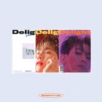 BaekHyun - Mini Album Vol.2 - Delight (KR)