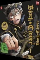 Black Clover DVD Vol.1