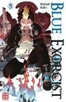 Blue Exorcist 5