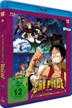 One Piece - Schloss Karakuris Metall Soldaten (7.Film) Blu-ray