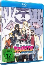 Boruto - Naruto The Movie Blu-ray
