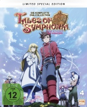 Tales of Symphonia - Die komplette OVA-Collection Limited Edition Blu-Ray
