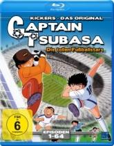 Captain Tsubasa Set 1 Blu-ray