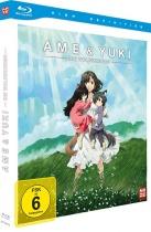 Ame & Yuki - Die Wolfskinder Blu-ray