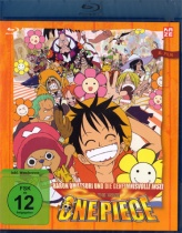One Piece - Baron Omatsumi und die geheimnisvolle Insel (6. Film) Blu-ray