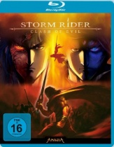 Storm Rider Blu-ray