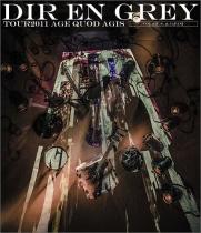 DIR EN GREY - TOUR2011 AGE QUOD AGIS Vol.2 [U.S. & Japan] Blu-ray
