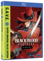 Black Blood Brothers Complete Series S.A.V.E. Blu-ray
