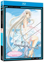 Chobits Complete Series Blu-ray
