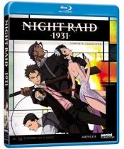 Night Raid 1931 Complete Collection Blu-ray