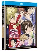 Ouran High School Host Club Complete Series Blu-ray