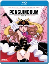 Penguindrum Collection 1 Blu-ray