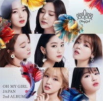 OH MY GIRL - Japan 2nd Album Type B