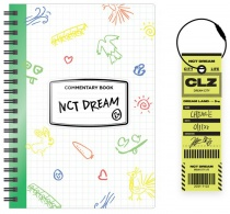 NCT DREAM - NCT LIFE : DREAM in Wonderland Commentary Book + Luguage Tag Set (CHENLE) (KR)