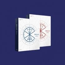 CIX - EP Album Vol.3 - 'HELLO' Chapter 3. Hello, Strange Time (KR)